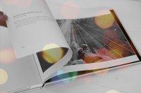 książka z własnymi zdjęciami